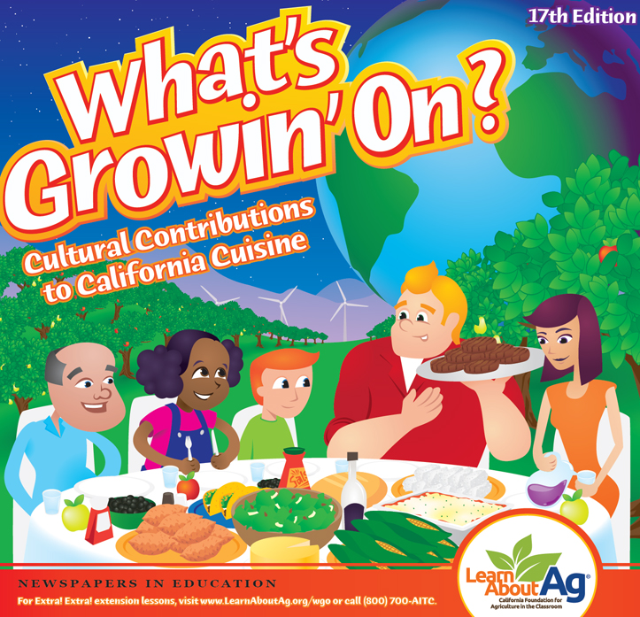 What's Growin' On? - Your Link to California Agriculture