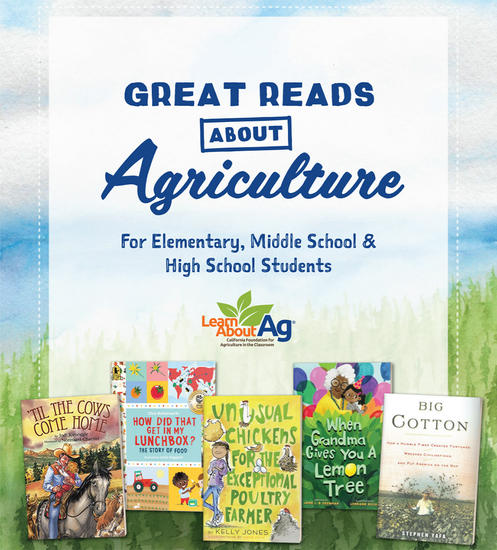 Great Reads about Agriculture